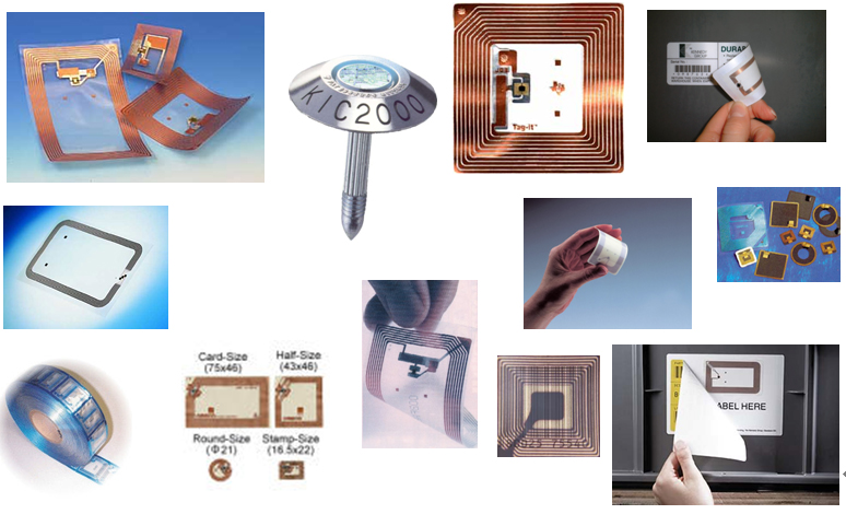 rfid tags Radio frequency identification tag rfid tag definition - a radio frequency identification tag (rfid tag) is an electronic tag that exchanges data with a.